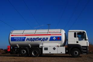новый газовоз ЭВЕРЛАСТ АЦГ-24