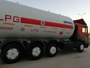 газовоз MAN TOP SYSTEM NEW BUILDED 32000L And 24000L LPG Bobtail LAST ONE IN
