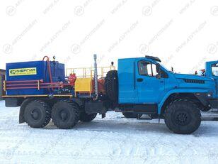 новый грузовик цементовоз УРАЛ   Next 4320-72Е5