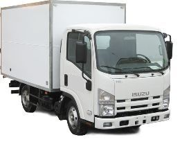 грузовик фургон ISUZU NMR-85L