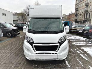 новый грузовик коневоз PEUGEOT Boxer