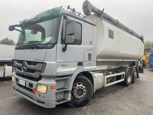 грузовик муковоз MERCEDES-BENZ ACTROS 2541