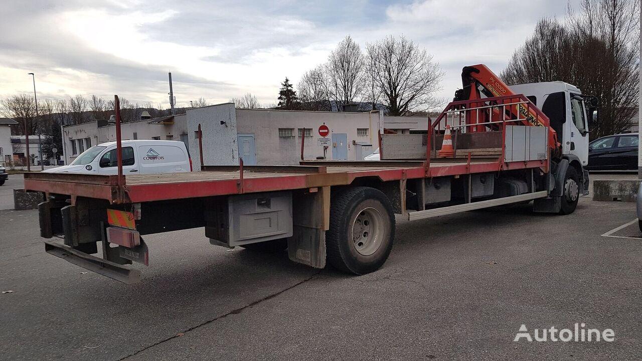 грузовик платформа RENAULT Prémium 320 DCi porte fer
