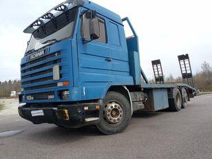 грузовик платформа SCANIA 113