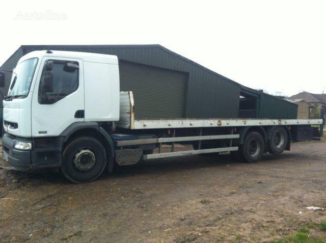 грузовик платформа RENAULT PREMIUM 320 DCI