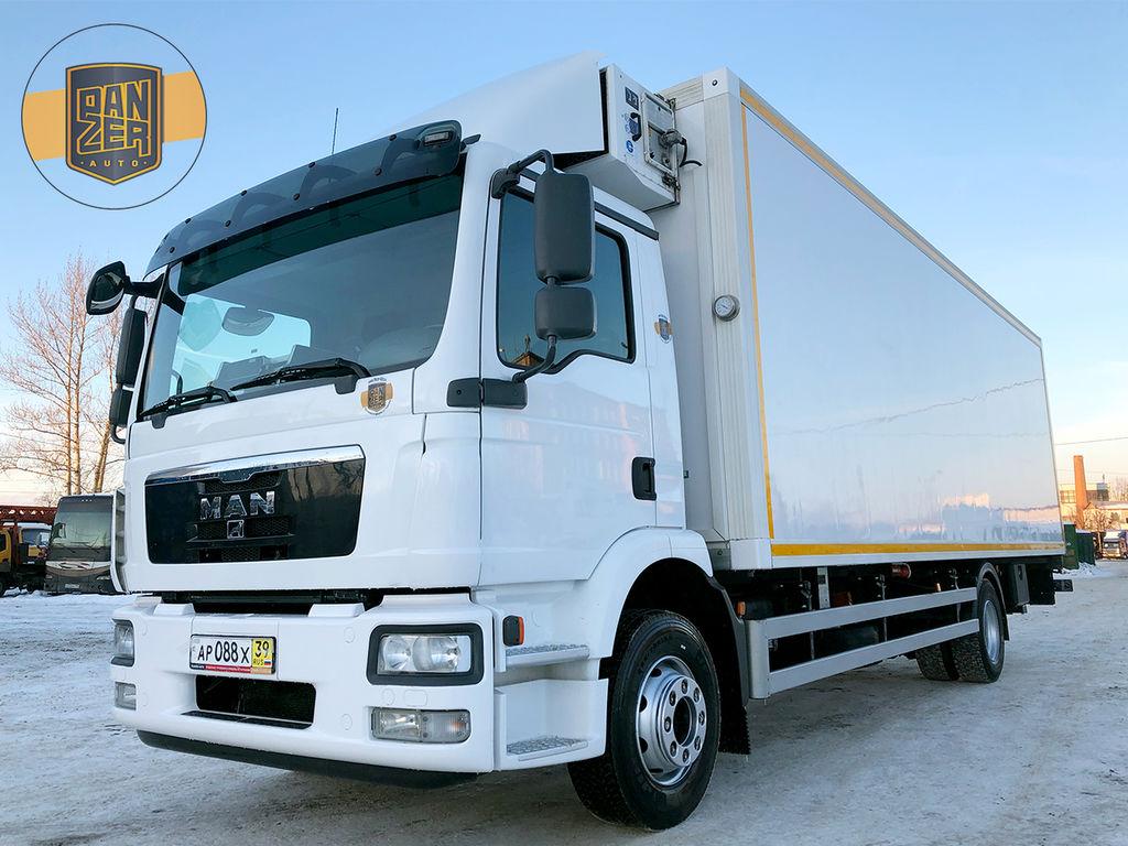 грузовик рефрижератор MAN TGM 12.250, реф 20 палет, без пробега по РФ