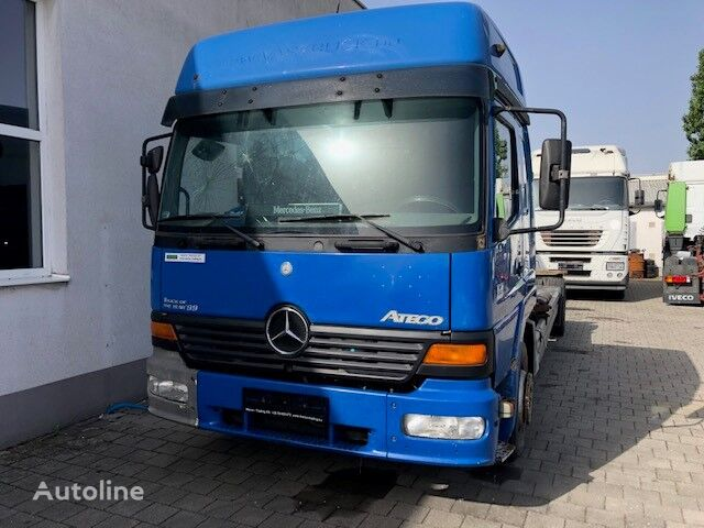 грузовик шасси MERCEDES-BENZ Atego 1523