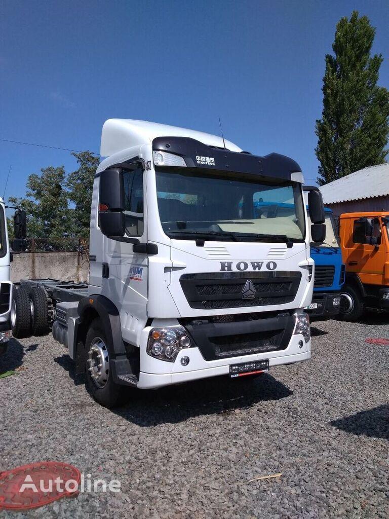 новый грузовик шасси HOWO T5G 6x4