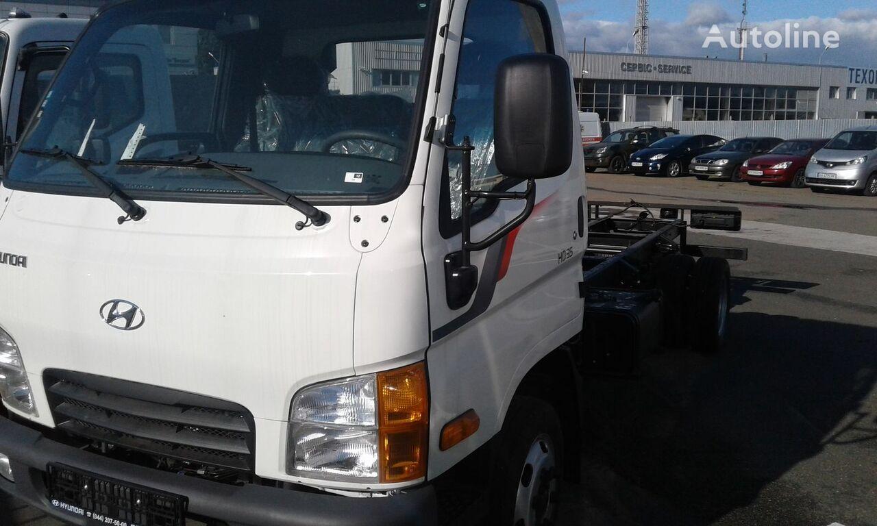 новый грузовик шасси HYUNDAI HD-35