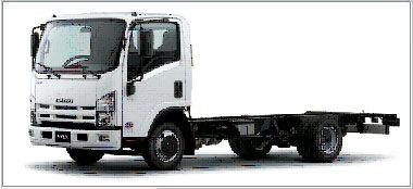 грузовик шасси ISUZU NQR-90