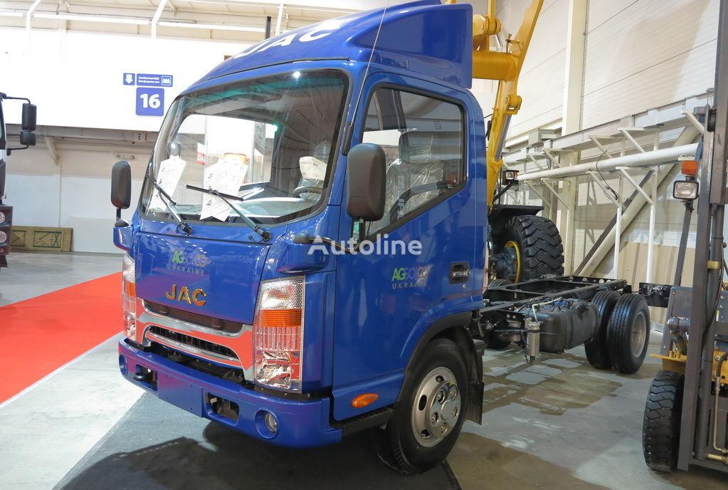 новый грузовик шасси JAC N56