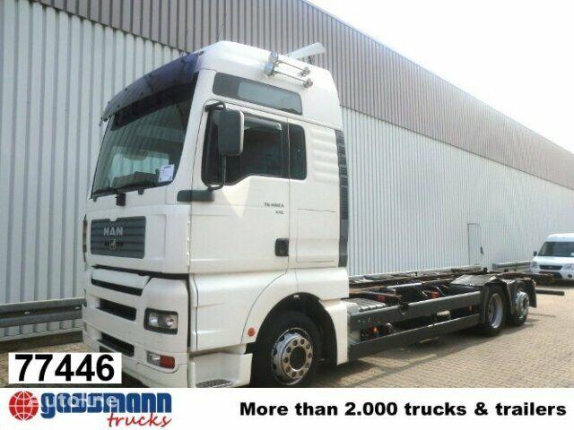 грузовик шасси MAN TGA / 26.460 / Standheizung/Sitzhzg