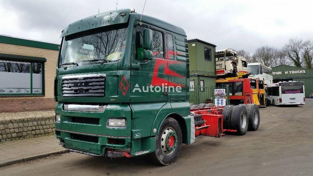 грузовик шасси MAN TGA 28.480