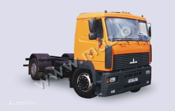 новый грузовик шасси МАЗ 5340 (A2, A3)