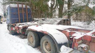 грузовик шасси SCANIA 144 6x4 chassis, big axle, full steel