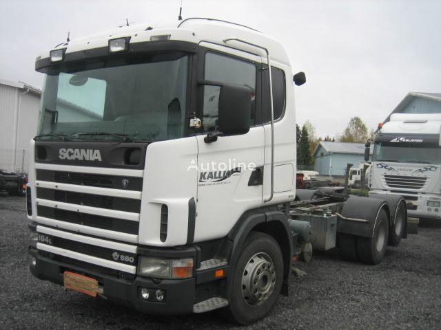 грузовик шасси SCANIA R164 580