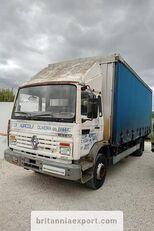 грузовик штора RENAULT Midliner M140.13 left hand drive 6 cylinder 13 ton full springs