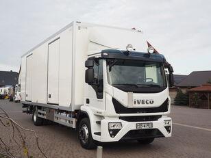 изотермический фургон IVECO EUROCARGO 150E25 EURO 6 NOWY MODEL IZOTERMA 21 PALET