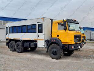новый кунг УРАЛ 4320-4972-80Е5, 28 мест, Вахтовый автобус