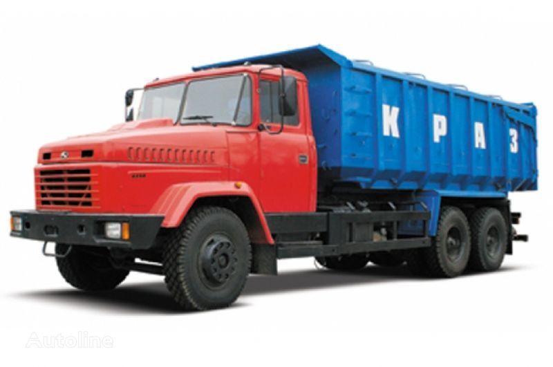 новый самосвал КРАЗ 6230С4