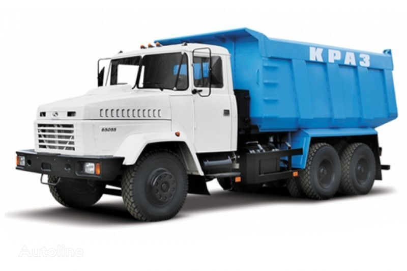 самосвал КРАЗ 65055 тип 3
