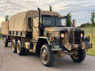 тентованный грузовик AM General M35 series + прицеп тентованный