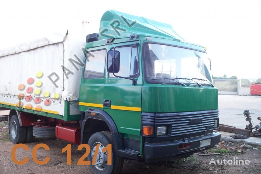 тентованный грузовик IVECO 135 17