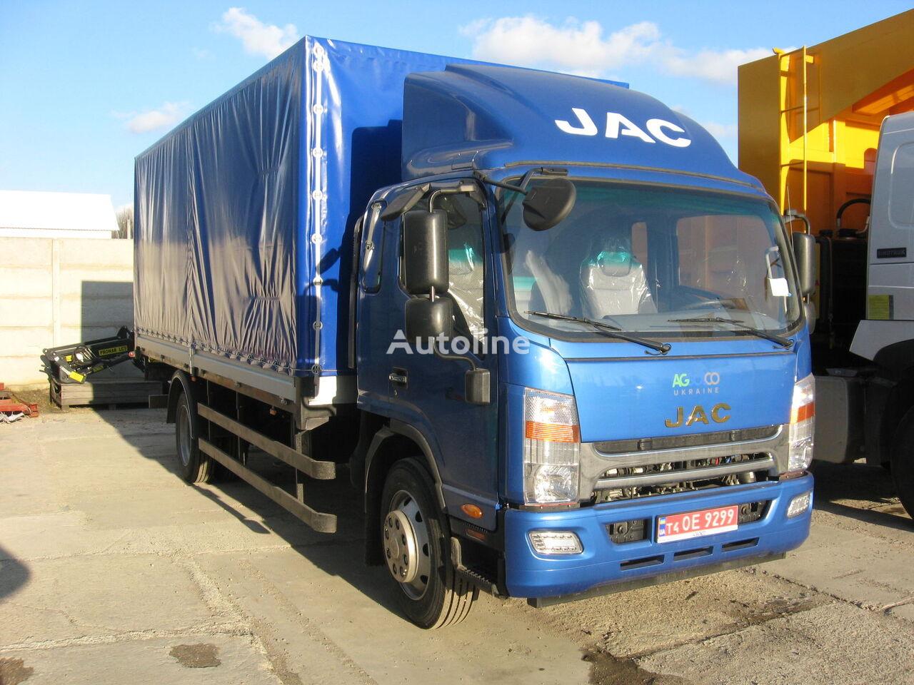 тентованный грузовик JAC N120