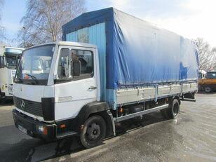 тентованный грузовик MERCEDES-BENZ 814