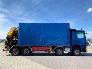 тентованный грузовик MERCEDES-BENZ Actros 4154