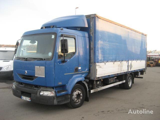тентованный грузовик RENAULT Midlum 180