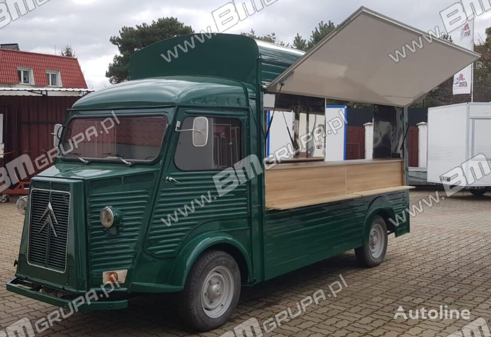 новый торговый грузовик BMGRUPA CITROEN HY, FOOD TRUCK do sprzedaży lodów