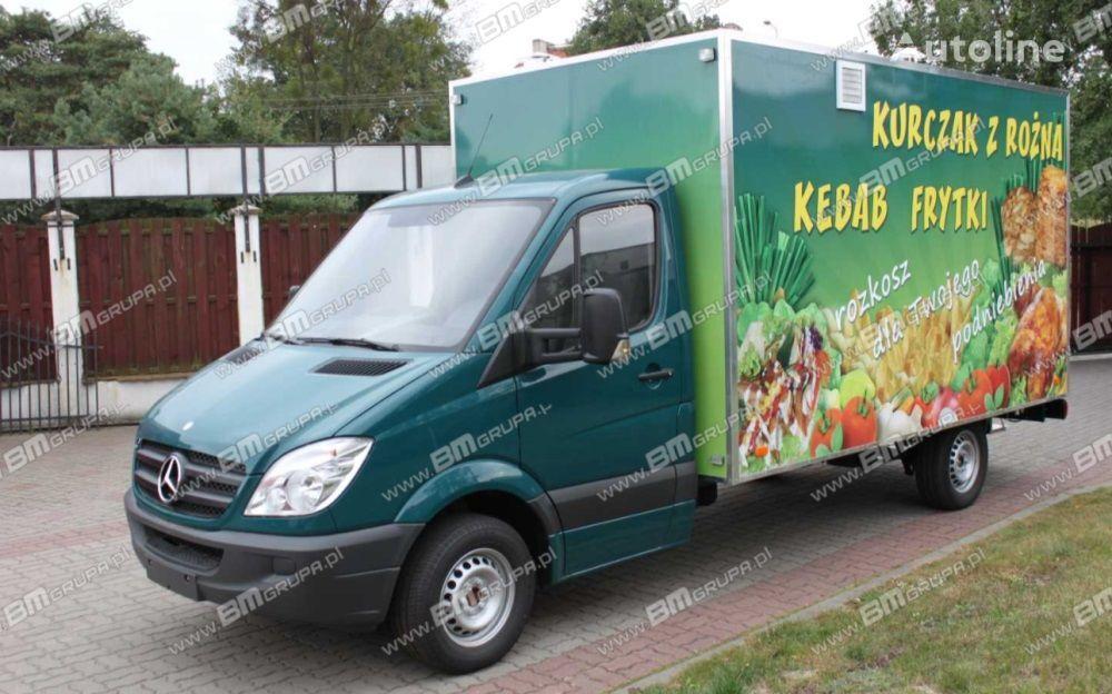 новый торговый грузовик BMGRUPA Food Truck, Imbissmobile, zabudowa na pojeździe, przeróbki pojaz