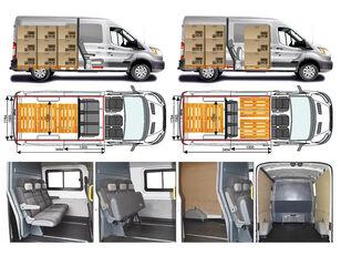 новый микроавтобус фургон FORD Transit