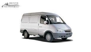 новый микроавтобус фургон ГАЗ Соболь