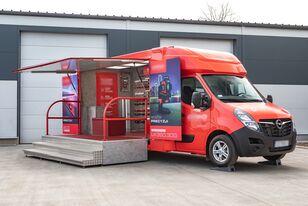 новый торговый грузовик < 3.5т BANNERT EVENT, SZKOLENIA TARGI