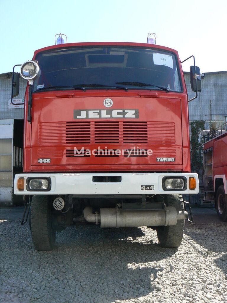 автомобиль штабной JELCZ 442 4x4 Strażacki Pożarniczy 5000 l z CNBOP