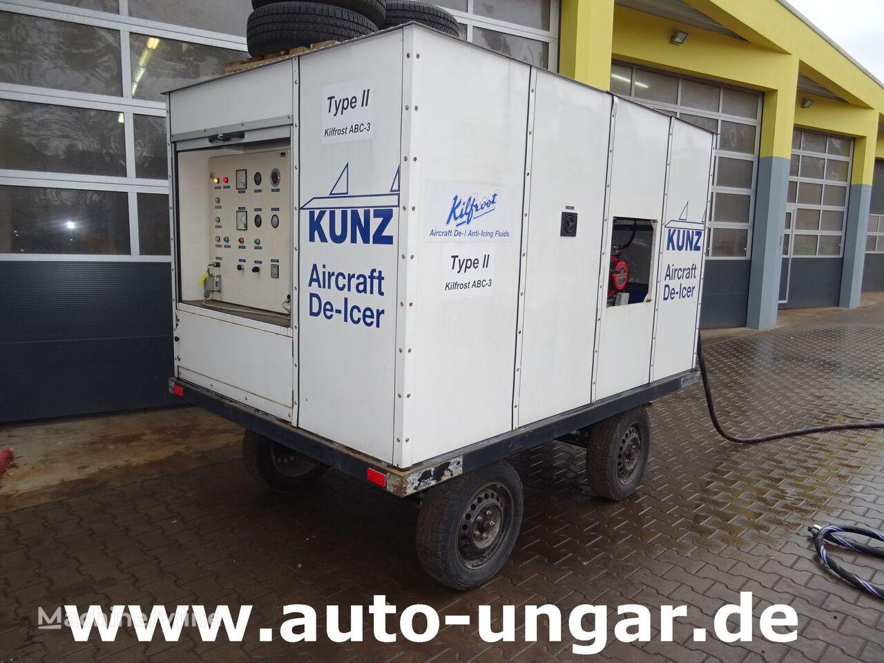 другая аэродромная техника Kunz Aircraft De-Icer Anti-Icer 1200E GSE