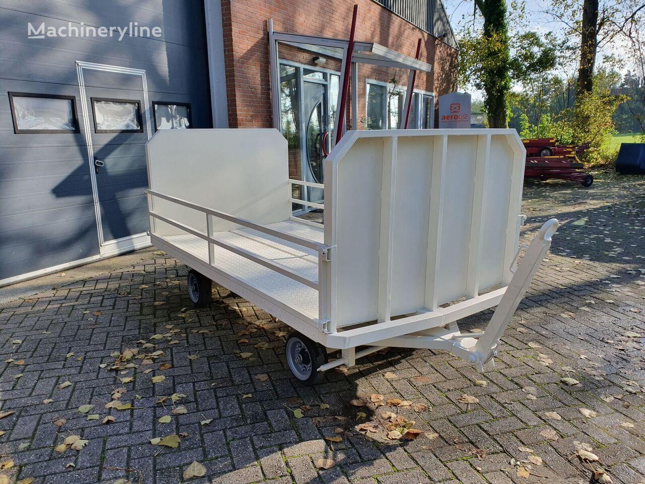другая аэродромная техника YUMBO CPE / 1600 Baggage cart
