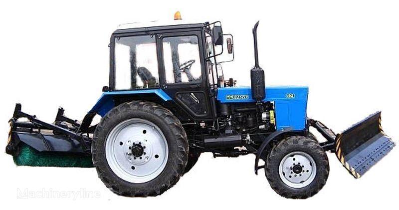 другая коммунальная техника МТЗ БАМ-2 (отвал+щетка)на тракторах МТЗ