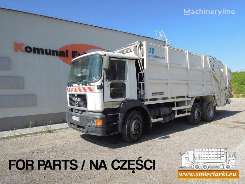 мусоровоз MAN 26-293