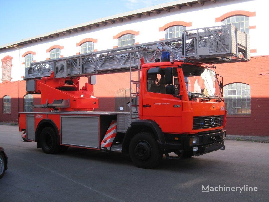 пожарная автолестница MERCEDES-BENZ 1120 F
