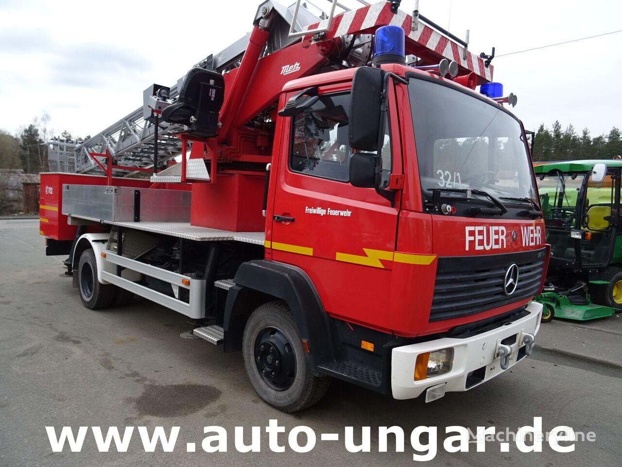 пожарная автолестница MERCEDES-BENZ 817 F DLK 12-9 SE