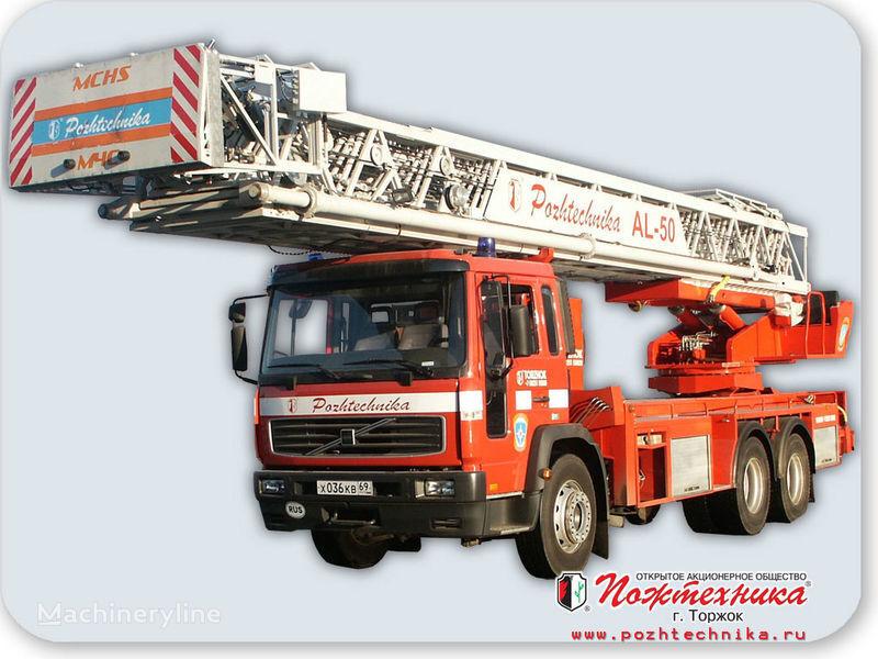 пожарная автолестница VOLVO AL-50