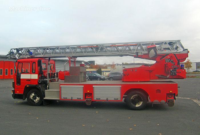 пожарная автолестница VOLVO FL-614