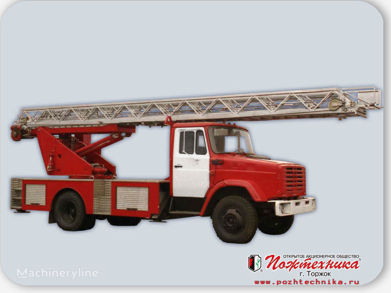 пожарная автолестница ЗИЛ АЛ-31