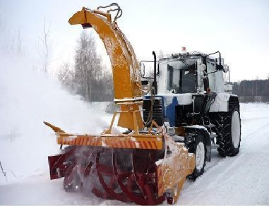 снегоуборочная машина МТЗ ОФР- 200