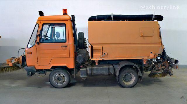 уборочная машина MULTICAR 26 TRILETY MUK (+ SAUGE 5m