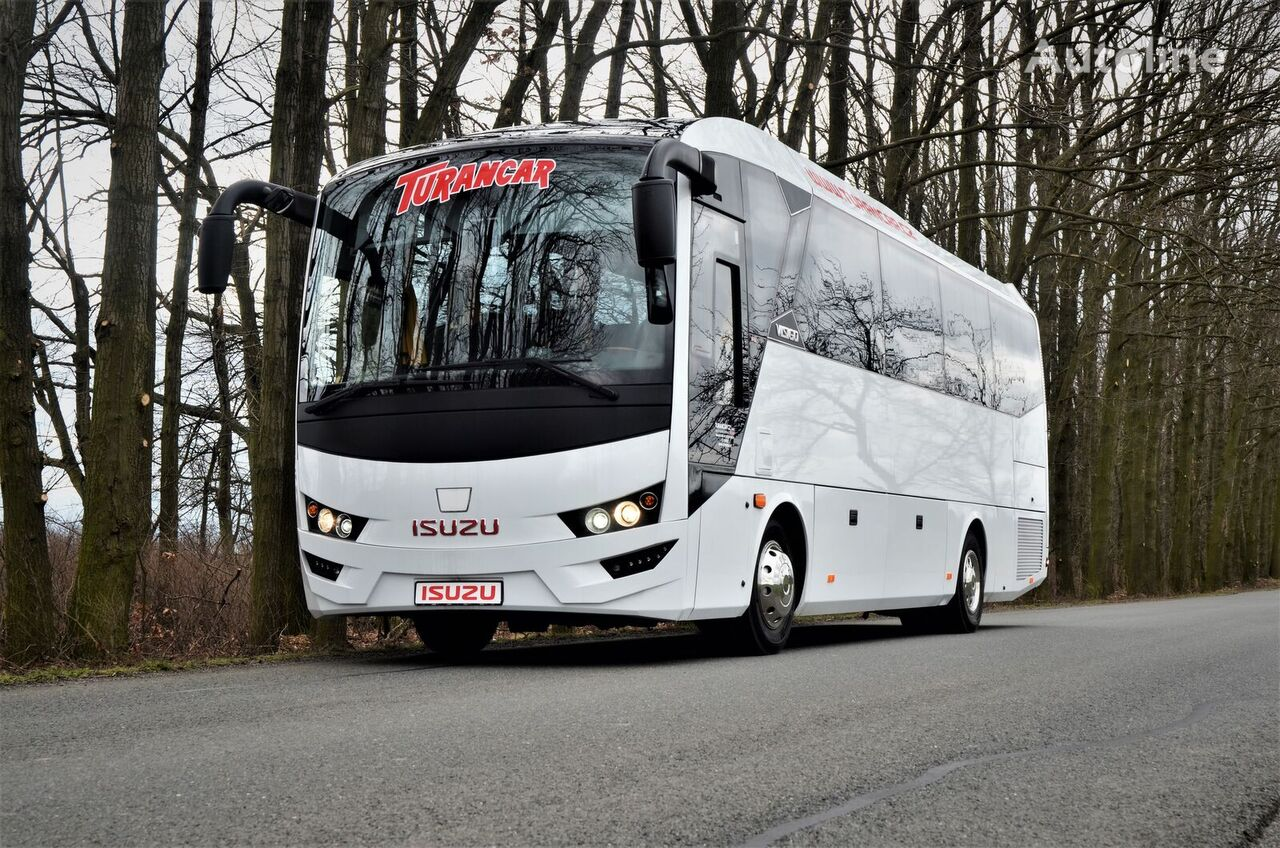 новый междугородний-пригородный автобус ISUZU VISIGO HP 2020