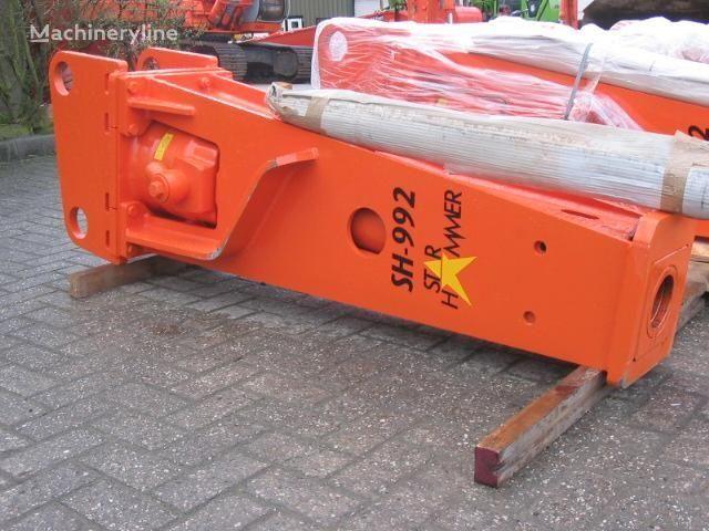 новый гидромолот STAR Hammer SH 992
